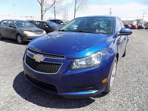 2012 Chevrolet Cruze LT Turbo Aut A/C Cruise