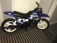 Yamaha pw 50 mint condition