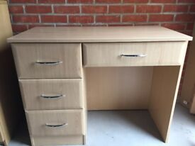 Bedroom Furniture Set - 2 x bedside tables and 1 x dressing table