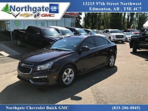 2015 Chevrolet Cruze LT Automatic, Sunroof, RS Package, Mylink