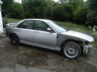 mg zt 190 v6 breaking for spares