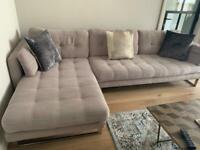 Dwell L Shaped Sofa