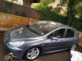Peugeot 307 Xsi HDI Diesel 140 full mot bargain