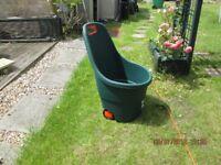Keter Easy Go Garden Cart
