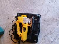 Dewalt 240v jigsaw for sale
