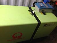 Pramac P11000 Generator Pramac P11000 single phase, 230 Volt, 11kVA Diesel generator.