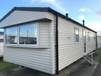 used/preowned static caravan trecco bay south wales