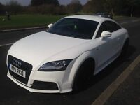 2011 Audi TT 2.0 TFSI S-Line Coupe, 23000 Genuine Miles, Full Service History, Immaculate Condition
