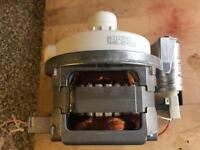 Bosch dishwasher pump 00490983