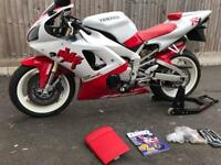 1998 R1 original red and white 4xv