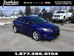 2014 Ford Focus Titanium | CLOTH | SUNROOF | REAR CAMERA | 2 SET