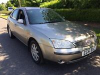 Ford Mondeo 1.8 petrol long mot great conditions