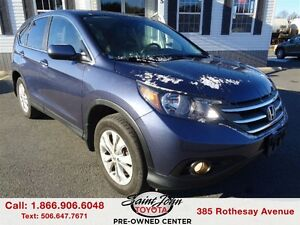 2013 Honda CR-V EX-L with Leather $188.03 BI WEEKLY!!!