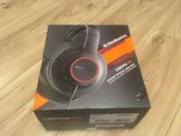 SteelSeries Siberia 150, Gaming Headset with Mic, RGB Illumination, Software Management, (PC / Mac)