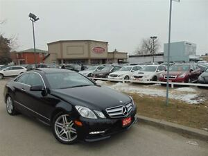 2013 Mercedes-Benz E-Class E350-4MATIC-AMG PKG-NAVI-CAMERA-BAL.M