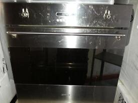Smeg Fan Oven Single Stainless Steel