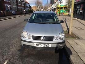 2004 VW POLO, DIESEL CAR, 5 DOOR, MANUAL, LADY OWNER VERY CLEAN AND TIDY