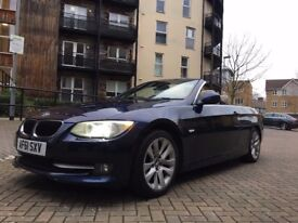 2011 bmw 320d 2.0 se diesel convertible, automatic, Face lift