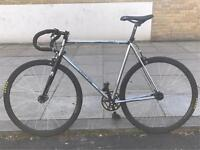 Aphelion 1962 chrome single speed/fixed gear bicycle VERY GOOD CONDITION! 56cm