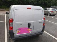 Peugeot, BIPPER, Panel Van, 2009, Manual, 1399 (cc)