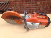 Stihl TS 400 petrol cutter