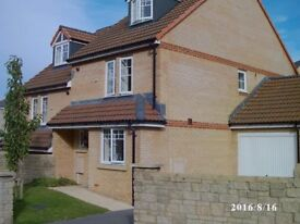 3 bed semi detached house for sale, 3 years old with NHBC situated in York Rise, Bideford, N Devon