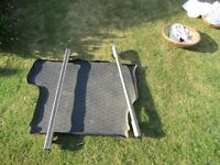BMW Touring Boot Load Shield & Roof Bars