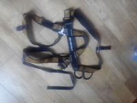 Harness, Mammut brand. Adjustable size from XS to L