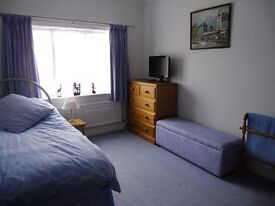 Room to rent in a large semi-detached house in Roundhay