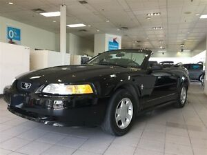 2000 Ford Mustang SHOWROOM 58620 KM AUTO DÉCAPOTABLE