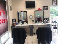 Barber unit
