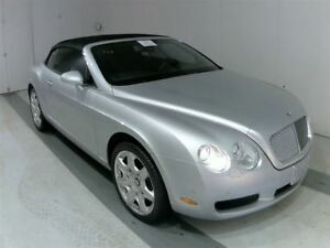 2008 Bentley Continental GT ONLY 36736 KMS !!