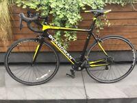 As new CARBON racer bike, Mavic wheels, Shimano Tiagra