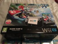 Nintendo Wii U Bundle - Excellent Condition
