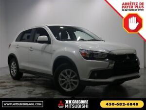 2016 Mitsubishi RVR SE CVT AWC Sieges-Chauf Bluetooth Camera USB