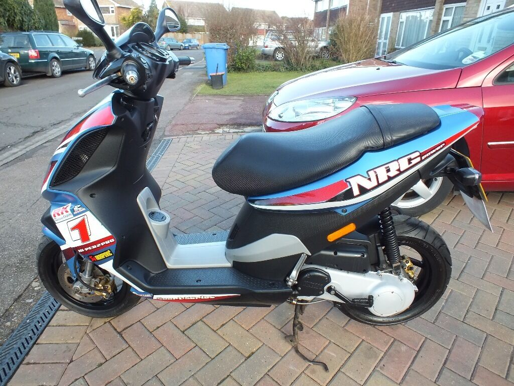 piaggio nrg 50cc 2010 dd water cooled 16 year old learner legal in sittingbourne kent gumtree. Black Bedroom Furniture Sets. Home Design Ideas