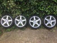 Sport alloy wheels for Ford Focus MK1 for sale!