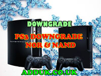 ☆☆ PS3 DOWNGRADE 3.55 NOR OR NAND ☆☆