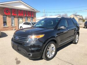 2015 Ford Explorer Limited AWD Pano Roof Navi Leather