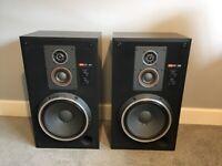 Sony SS-G5 Large Vintage Speakers