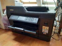 Brother MFC-J6530DW A3 Colour Multifunction Inkjet Printer / Scanner