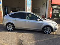 2009 Ford Focus 1.6tdci with full service history and new mot
