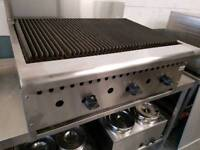 commercial gas or lpg chargrill,catering equipment,restaurant,takeway,falcon,archway,blue seal