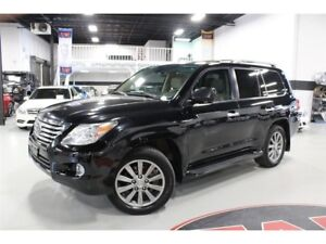 2010 Lexus LX 570 NAVIGATION | MULTIVIEW CAMERAS |  DVD