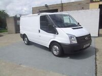 2012 late ford transit 100 6 speed 81500 miles full history uk van mint inside and out open 7 days