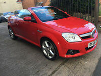 Vauxhall Tigra 1.4 i 16v Exclusiv - 41K Miles, FSH 9 Services, MOT JUNE 2017, 2 Keys, Immaculate car