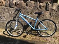 Girls/teens Halfords bike