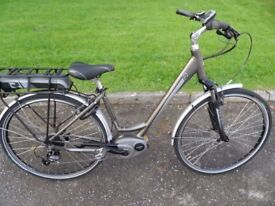 Raleigh Captus Electric Bike (Other eBikes available)
