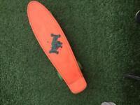 Skateboard cruiser bought for £15