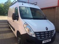61REG RENAULT MASTER 2.3 DCI MID ROOF MWB, NO VAT SALE Stronger Then Ford Transit